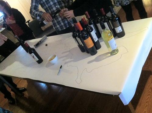 Southern Hemisphere Vino y Cumpleaños Party 1