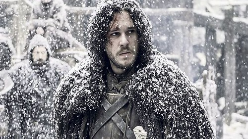 Jon Snow Winter Is Coming;