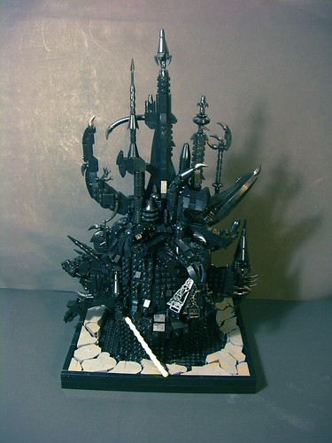 The Castle of the Dark Crystal