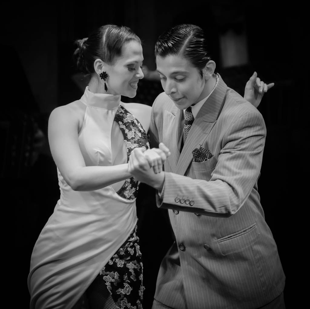 12 Tango, Adios Buenos Aires