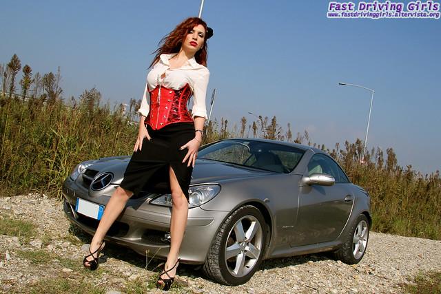 069 Lady Scarlet SLK