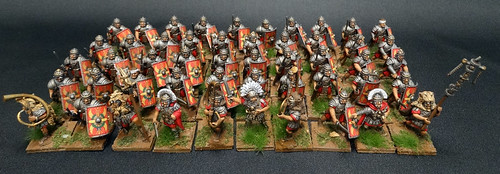 Warlord Games - Imperial Roman Infantry