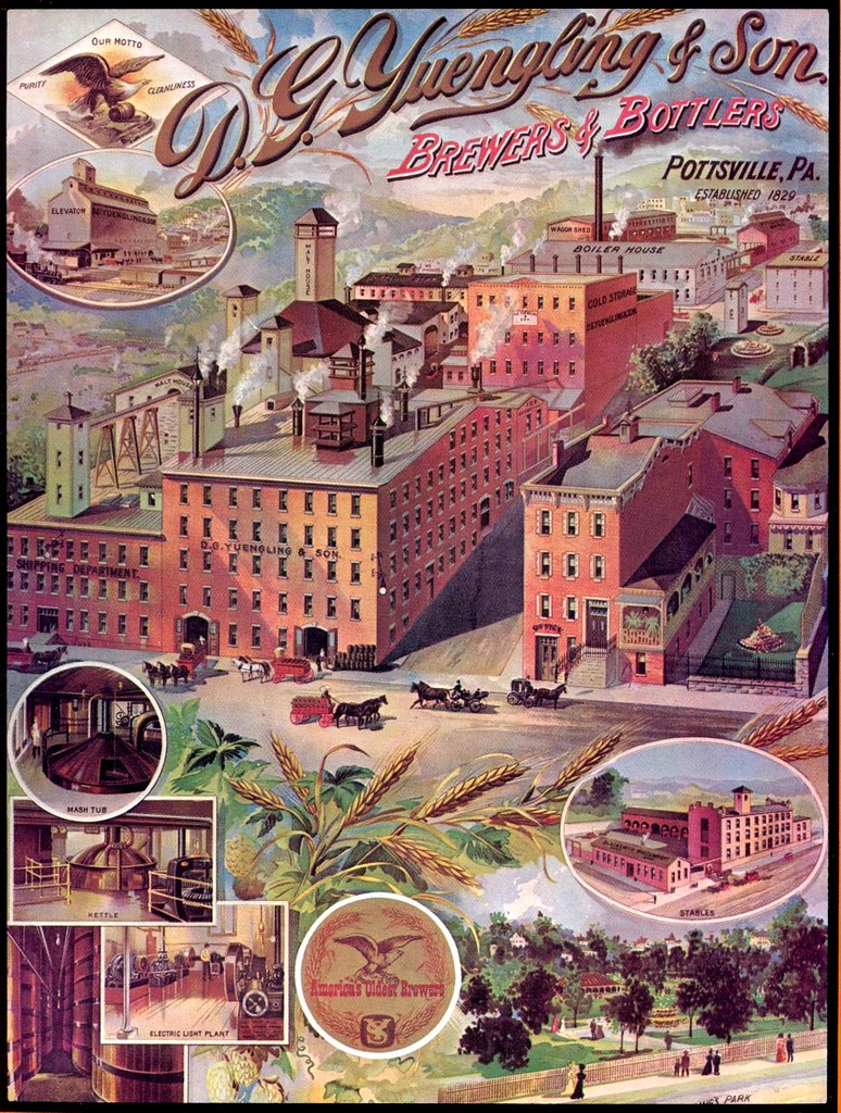 yuengling-poster