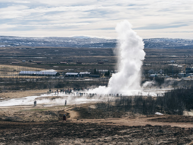 The Great Geysir.