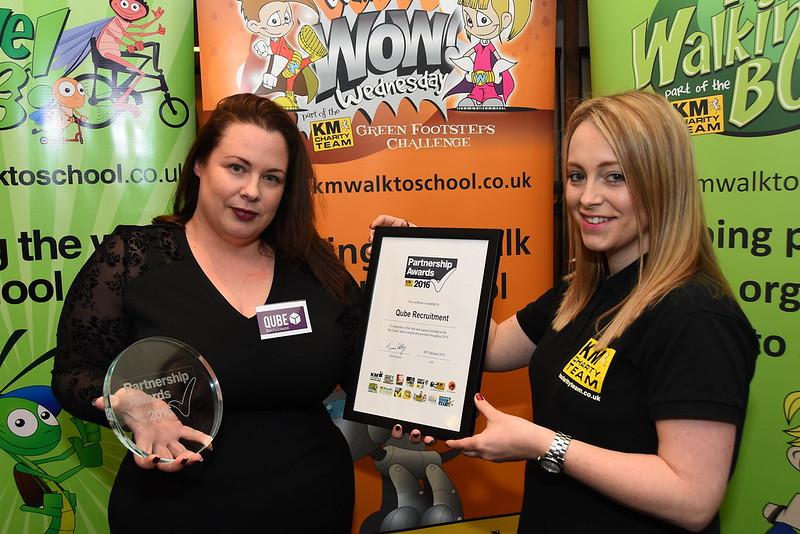 KM Charity Partnership Awards 2016