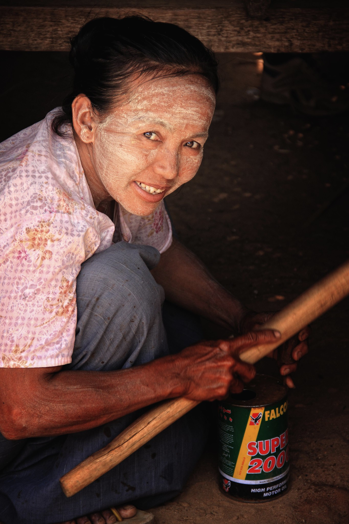 Busy In Burma