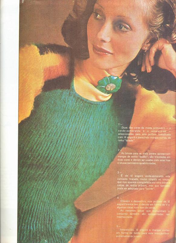 Modas e Bordados, No. 3187, 7 Março 1973 - 21