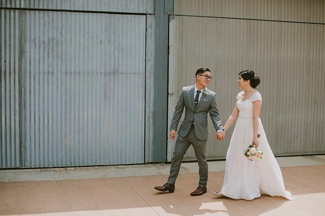 Melissa and Mitch Wedding