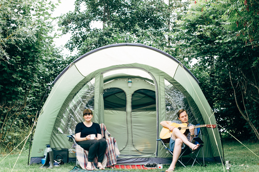 Camping favourites, 2015