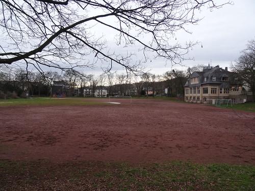 Sportplatz Haus der Jugend