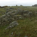 East Hill top outcrop