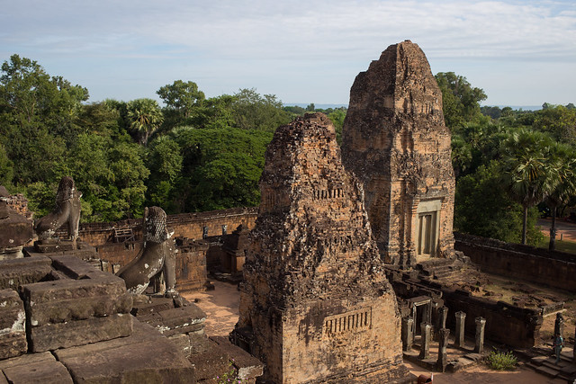 Takeo Angkor Temple