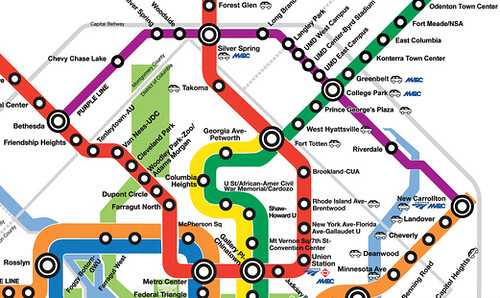 Purple Line Route Detail | by RethinkCollegePark