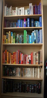 Bookshelf in Color | by The Bretons
