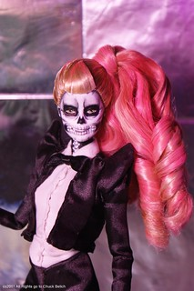 Lady Gaga Born this Way Barbie doll by Chuck Belich | by Chuck♥Belich