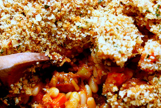 (mostly) vegetarian cassoulet | by smitten kitchen