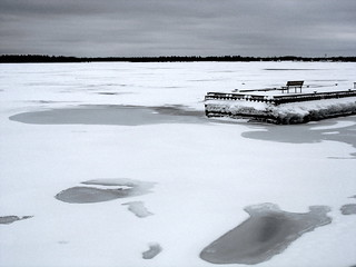 on thin ice | by Greg'