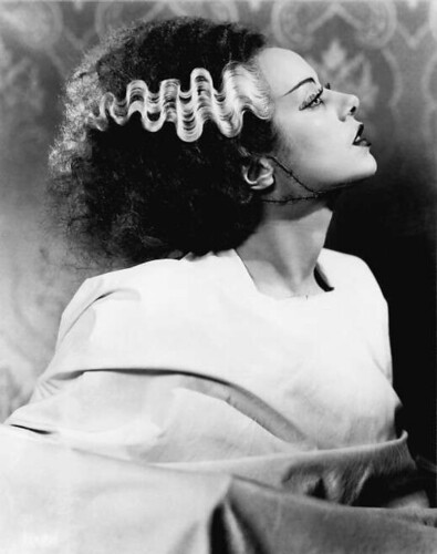 Elsa Lanchester | by Jane in Catland - ON TEMP. BREAK