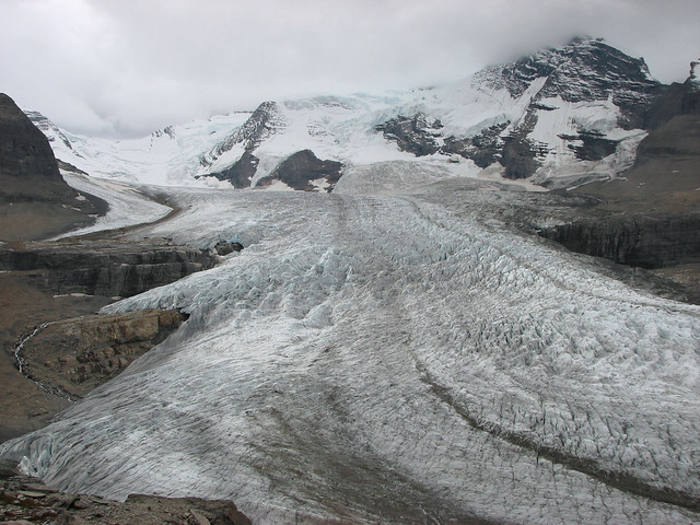 Mount Robson, 16 Sep 2007
