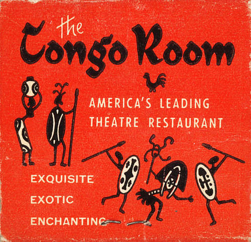 The Congo Room, Sahara Hotel, Las Vegas | by jericl cat