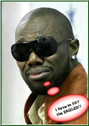 "Terrell Owens Crying - ""I'm Going to Cry Because I Have To Pay The Philadelphia Eagles"" (T.O.'s Now On the Dallas Cowboys) 