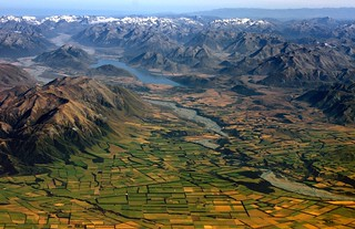 Canterbury plains landscape, New Zealand | by Kenny Muir