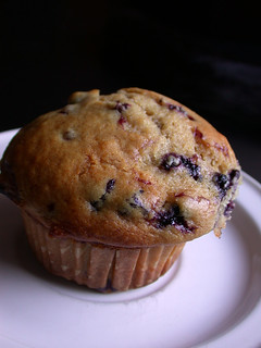 huckleberry muffin | by Jocelyn | McAuliflower