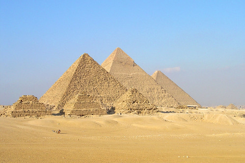 Giza Pyramids | by feelix