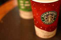 Starbucks @ XMas | by Esparta