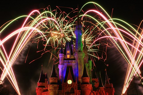 Disney's Magic Kingdom Fireworks | by Damgaard_USA