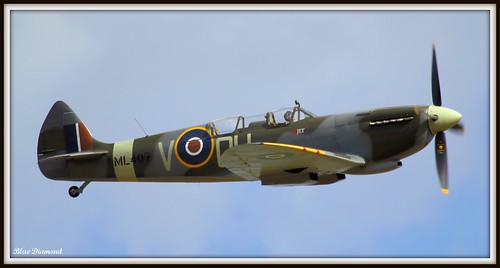 SUPERMARINE SPITFIRE MK1XT | by Wings & Wheels Photography.