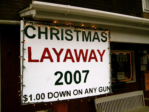$1.00 Down on Any Gun | by taberandrew