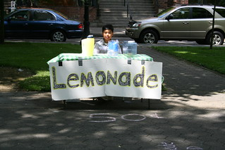 A Young Entrepreneur on a Hot Day at Portland State | by rachaelvoorhees