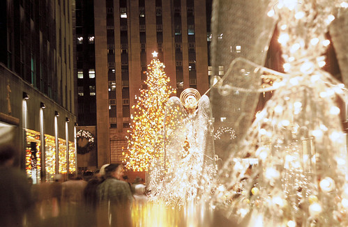 Rockefeller Center Christmas Tree 1954 | by PLCjr