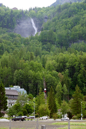 Falls and Funicular | by Mike Knell