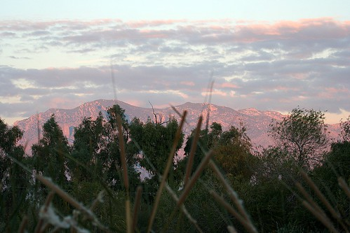 Santa Catalina Mountains at Sunset | by Adventures with E&L