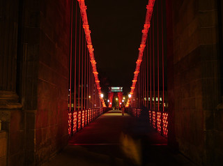 South Portland Street Suspension Bridge 2 | by Smiley Stew