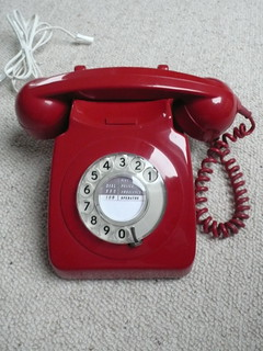Red Telephone | by psd