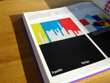 Swiss modern graphic design for the chemical industry | by Grain Edit.com