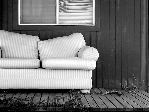 Porch furniture | by smalltown07