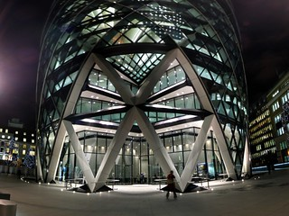 Gherkin Stitch, London | by Ian Muttoo