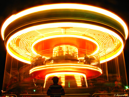 merry going round (faster) | by dincordero