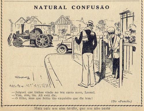 Almanaque Bertrand, 1934 - Ridgewell 10