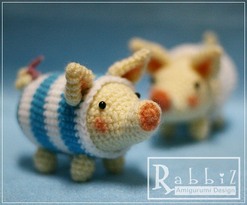 Amigurumi Pig For more info... visit my fanpage: www ...