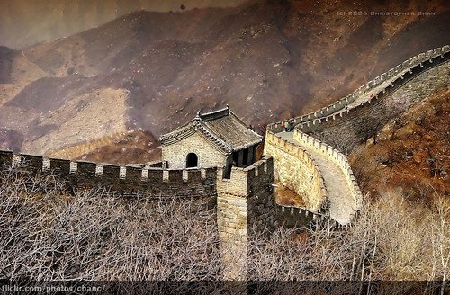 Great Wall of China, Mutianyu | by Christopher Chan