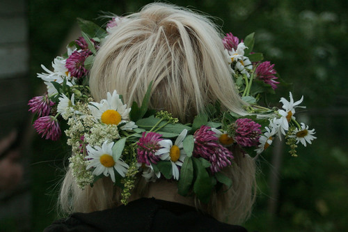 Linda's flower crown | by sfmutilators