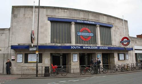 South Wimbledon Underground station
