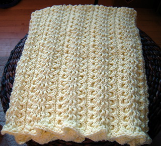 Yvonne Jr.'s baby blanket | by amy_elizabeth_west