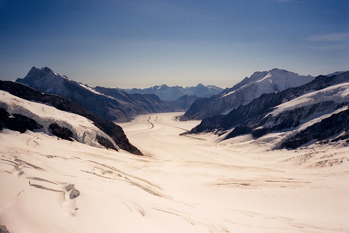 Aletsch Glacier | by linolo