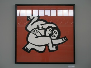 Willie Rodger linocuts | by I like